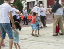 14 ième festival de folklore Garennes sur Eure